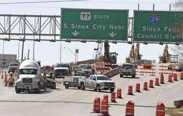 I-29 Construction to force road closures this week - KTIV News 4 ...