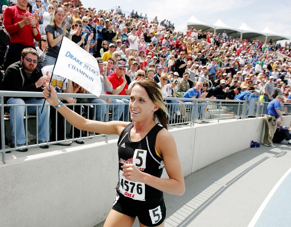 Shelby Houlihan drake relays