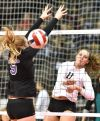 Photos: NAIA volleyball championships Tuesday pool play