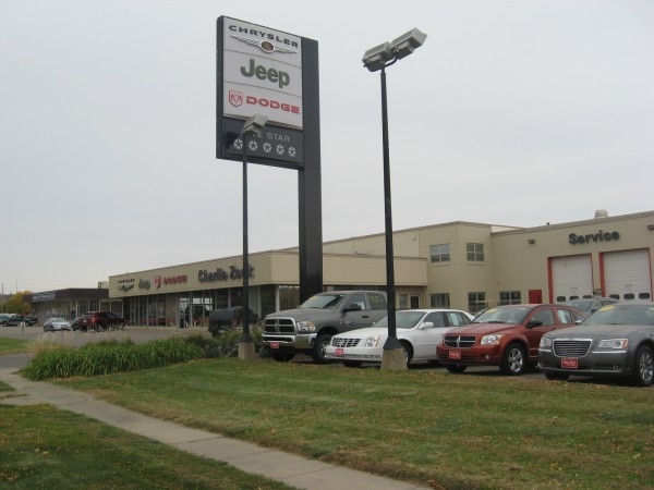 Woodhouse Buys Charlie Zook Motors Local News