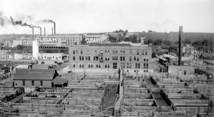 Stockyards: Cudahy : Siouxland History