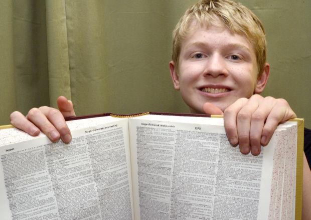 HYTREK: Vermillion teen's word knowledge spells success