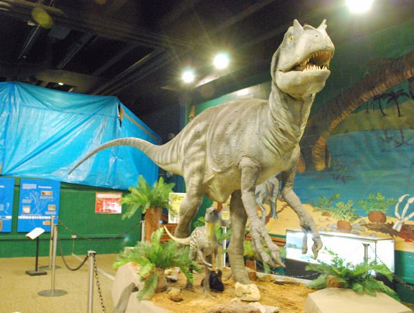 Today s best bets around siouxland local news Dinosaur museum ohio