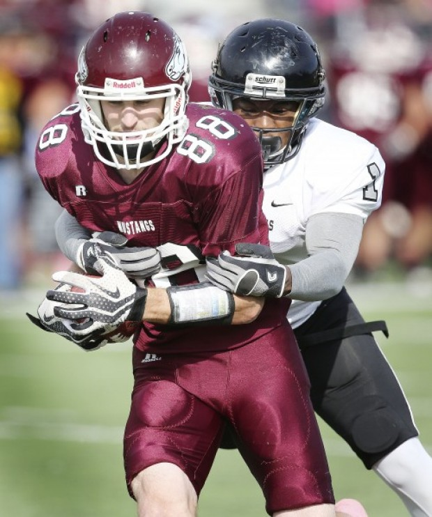 Photos: Dordt at Morningside College football