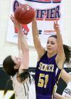 Heelan vs Spencer basketball 2/24/15