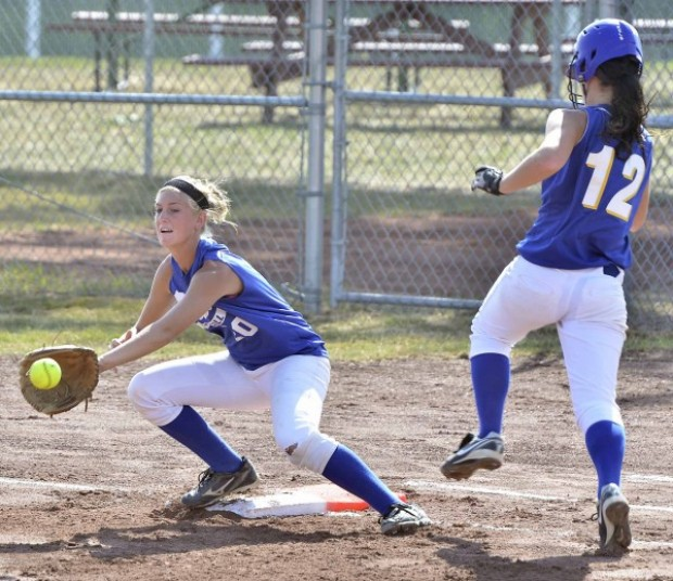 Photos Charter Oak Ute Vs Don Bosco State Softball High