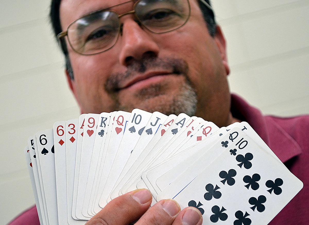Mathematics of gambling