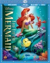 Little Mermaid DVD