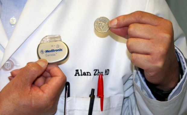 Patients test drive pacemaker before choosing permanent implant