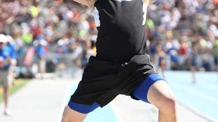 iowa state track and field meet results online