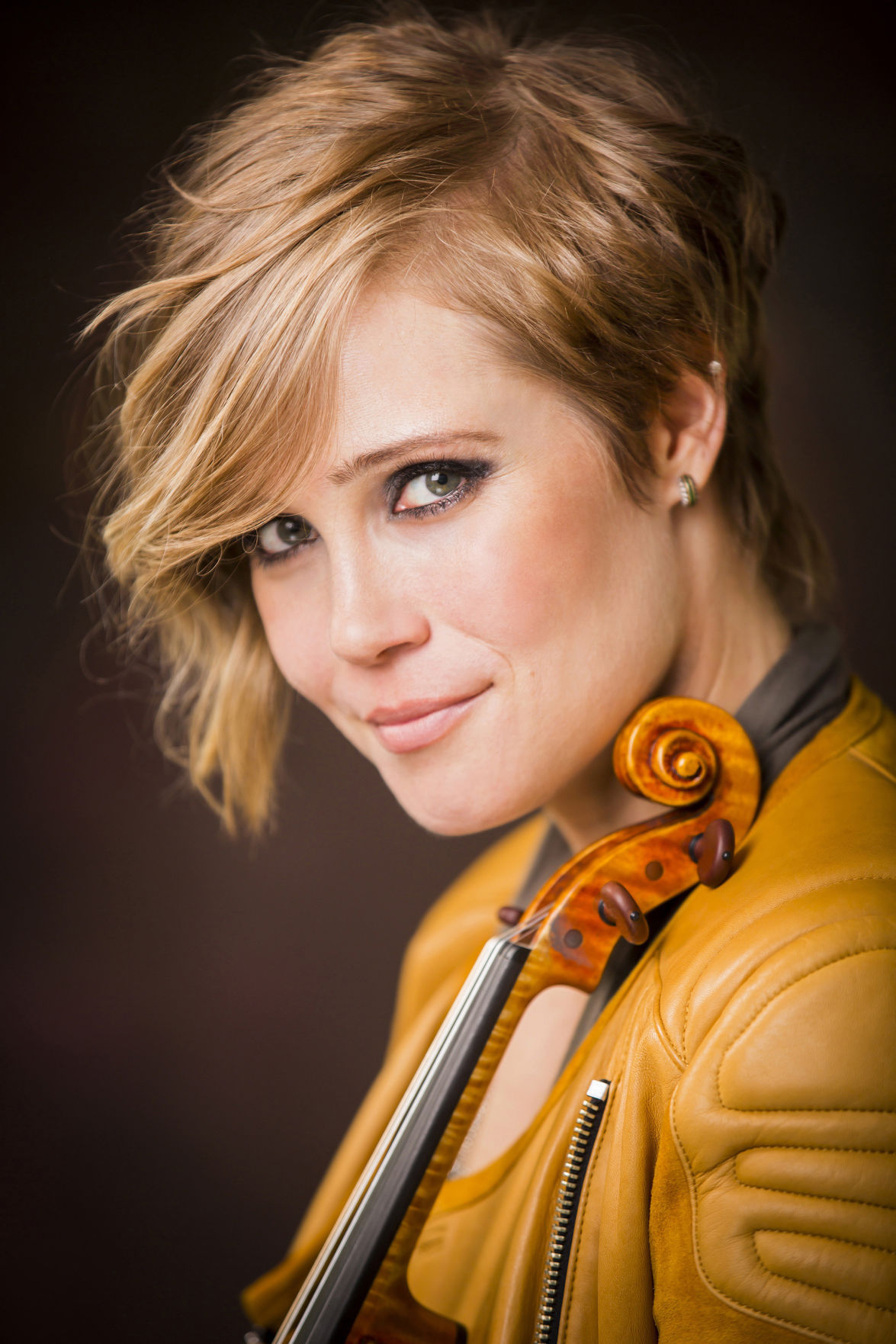 Modern Composition Gives Violinist Leila Josefowicz A