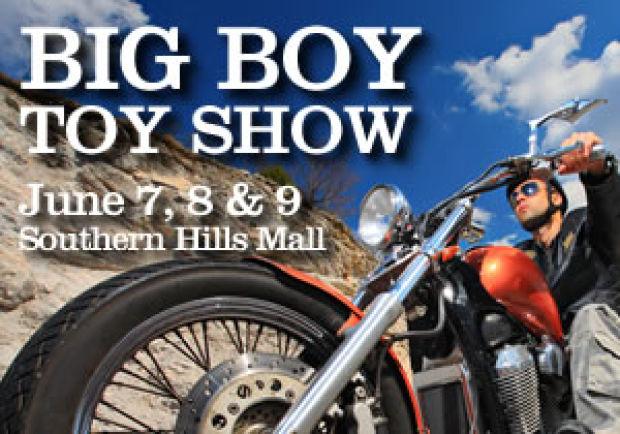 Big Boy Toy Show : Event big boy toy show june