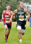 North boys, Heelan girls claim opening XC wins