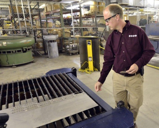 Conveyor fabricator expands in Sioux City