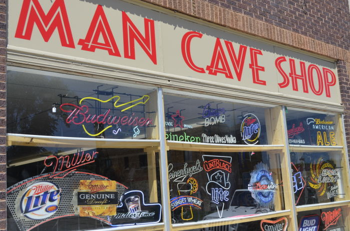 Man Cave Quezon City : It s a man world what every guy needs in his cave