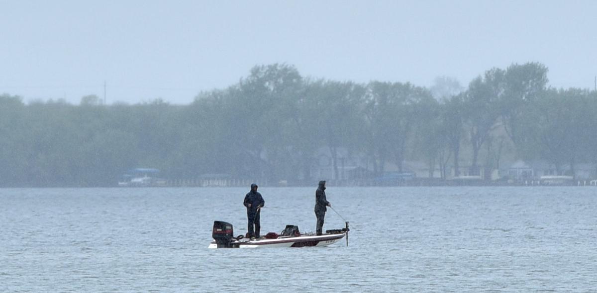 Study woodbury dickinson counties in top 10 for traveler for Lake okoboji fishing