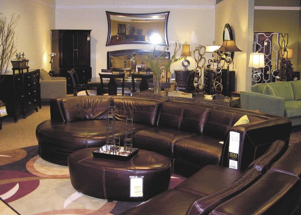 Gabberts fine furniture comes to second level of hom for Gabberts furniture