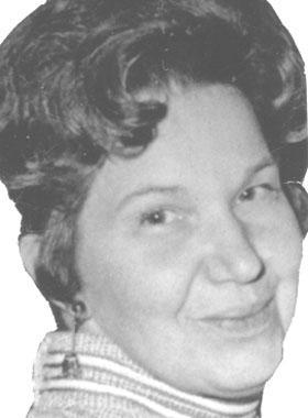 MARGARET ANN SCHAFER WHITEIS