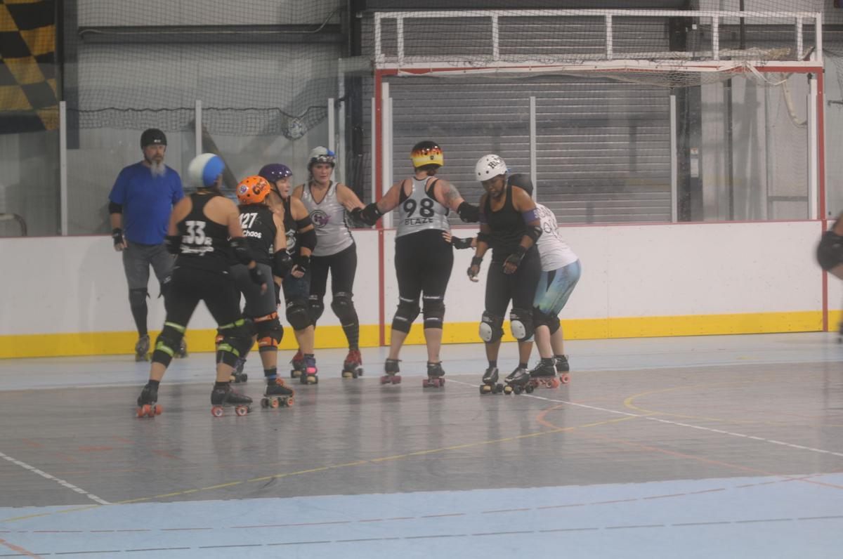 Roller skating rink in maryland - Southern Maryland Roller Derby Hits The Rink