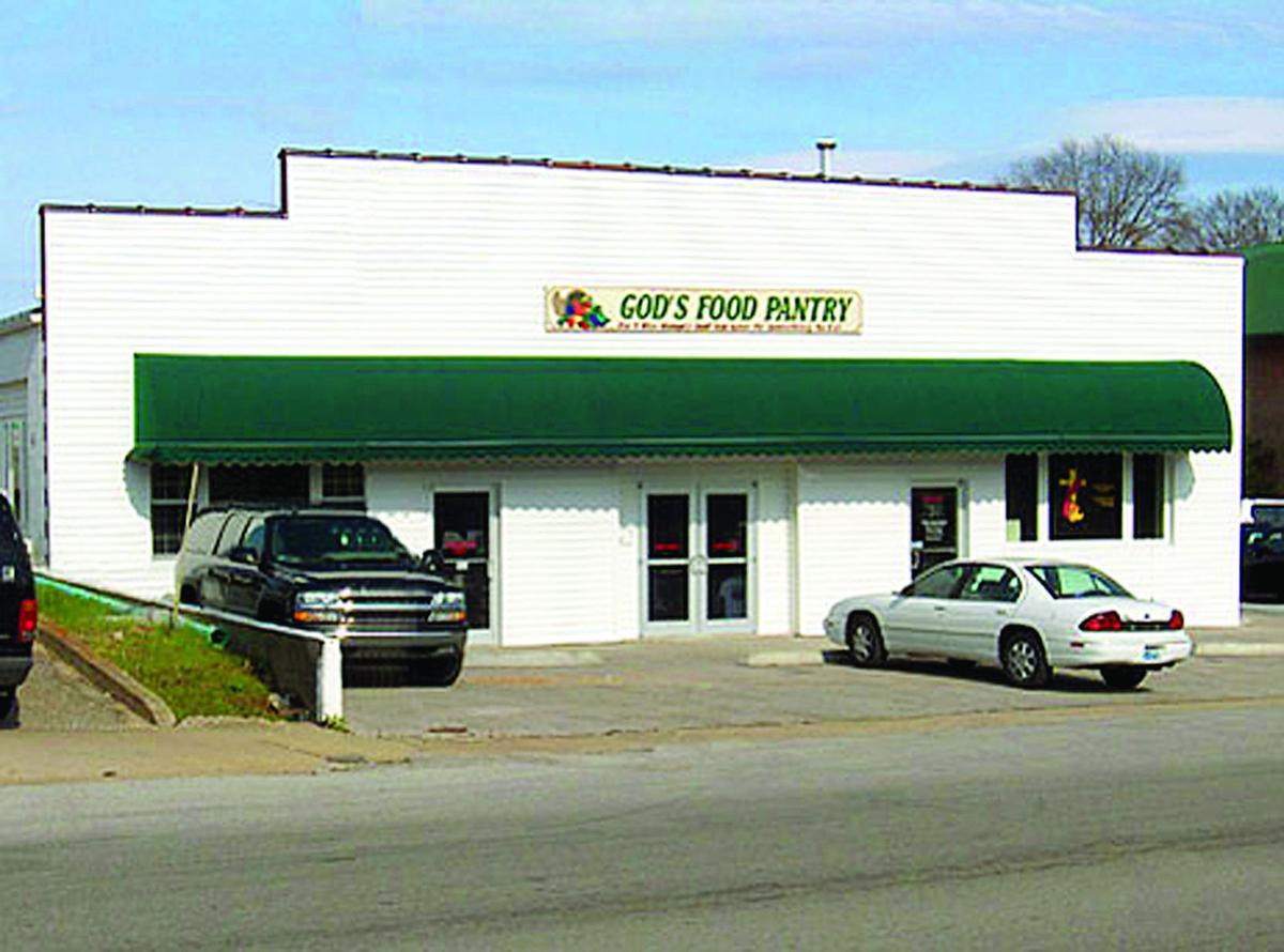 Pulaski County Food Pantry