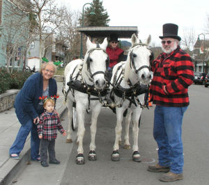 <p>This Saturday afternoon, the Cloverdale Historical Society will host its second annual Holiday wonderland.</p><p></p>