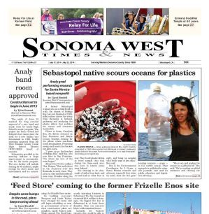 Sonoma West Times and News 7-17-14
