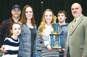... home trophy for Ashtabula County Spelling Bee - Star Beacon: News