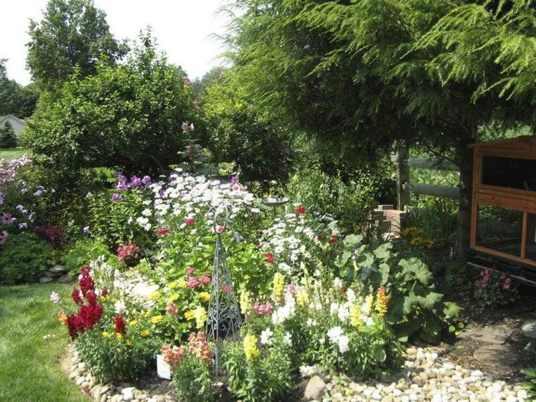 Local gardeners to showcase their work to benefit Beatitude House