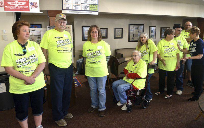 Nassief Auto Family Kicks Off Annual Charity Drive Car
