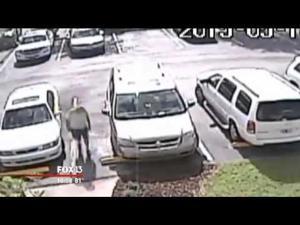 Elderly Florida man arrested for slashing tires -- over bingo