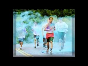 Lakeside Loop Colors for Cancer Race
