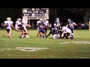 Conneaut vs PV High School Football