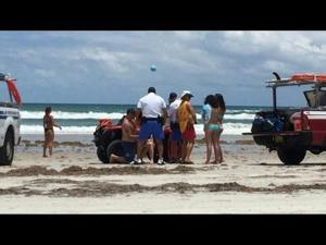 Two women attacked by sharks on same day in Florida