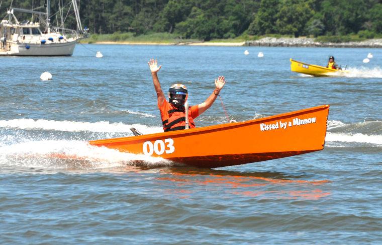 лодка river board