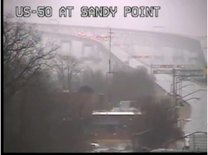 Bay Bridge/Sandy Point Traffic Camera