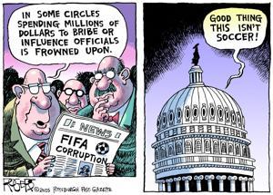Bribed Officials