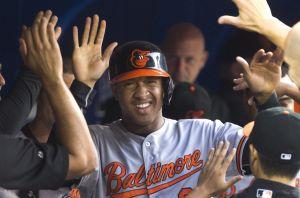 Orioles hit 3 homers, beat Blue Jays 9-3