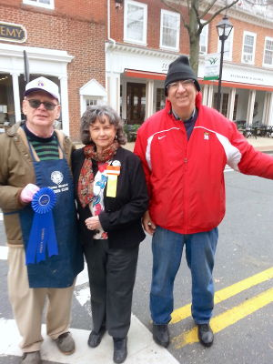 Lions Club wins Waterfowl display award