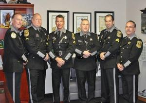 QA's Sheriff's promotions