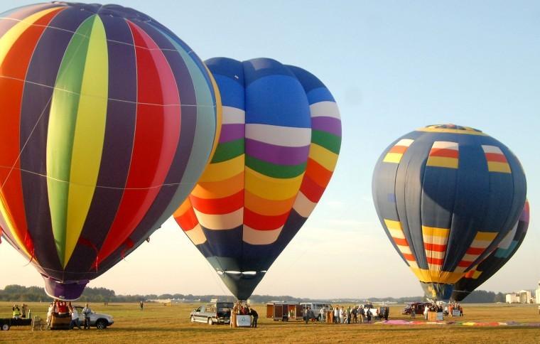 Great Chesapeake Balloon Race canceled