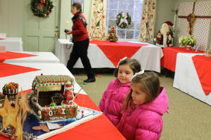 Christmas in St. Michaels hosts gingerbread house competition