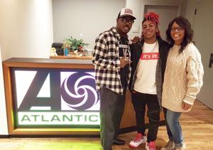 Yvng Swag signs with Atlantic Records