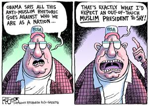 Anti-Muslim Rhetoric