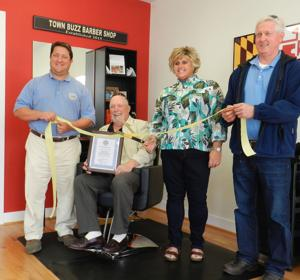 Town Buzz ontinues barber shop tradition