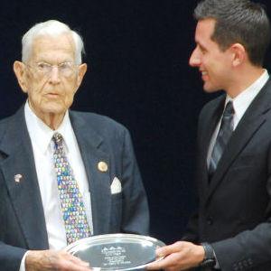 Rhodes recognized
