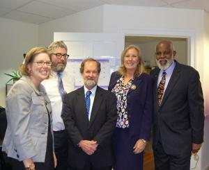 Maryland Legal Aid's Upper Eastern Shore office hosts open house