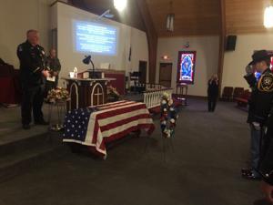 Caroline hosts Police Week candlelight vigil
