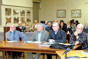 Officials talk details of Easton Point development