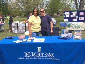 Talbot Bank participates in Multicultural Festival