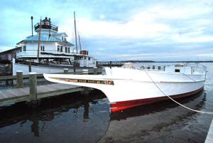 Historic skipjack re-launched this Saturday